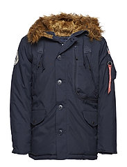 Polar Jacket - REP.BLUE