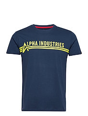 Alpha Industries T - NEW NAVY
