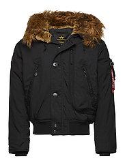 Polar Jacket SV - BLACK