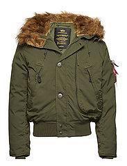 Polar Jacket SV - DARK GREEN