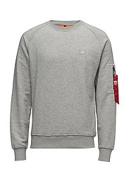X-Fit Sweat - GREY HEATHER