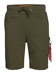 X-Fit Cargo Short - DARK GREEN