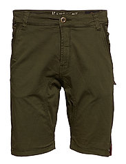 Kerosene Short - DARK OLIVE