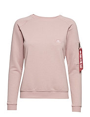 X-Fit Sweat Wmn - SILVER PINK