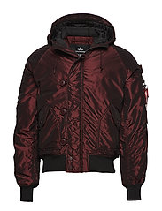 Hunter ll - BURGUNDY
