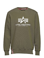 Basic Sweater - DARK GREEN
