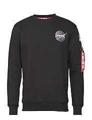 Space Shuttle Sweater - BLACK