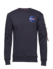Space Shuttle Sweater - REP.BLUE
