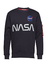 NASA Reflective Sweater - REP.BLUE