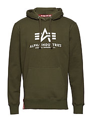 Basic Hoody - DARK GREEN