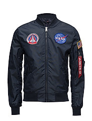 MA-1 TT NASA Reversible II - REP.BLUE