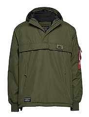 WP Anorak - DARK GREEN