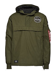 NASA Anorak - DARK GREEN