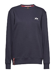 Basic Sweater Small Logo - REP.BLUE