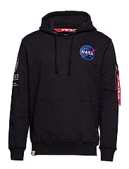 Apollo 11 Hoody - BLACK