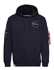Apollo 11 Hoody - REP.BLUE