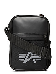 Utility Bag Reflective - BLACK
