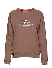 New Basic Sweater Wmn - MAUVE