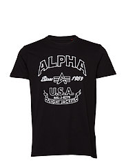 Alpha FJ T - BLACK