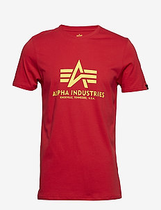 Basic T-Shirt - SPEED RED