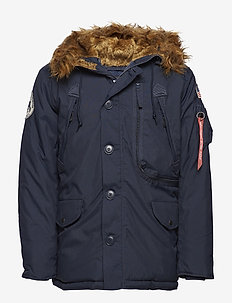 Polar Jacket - parkas - rep.blue