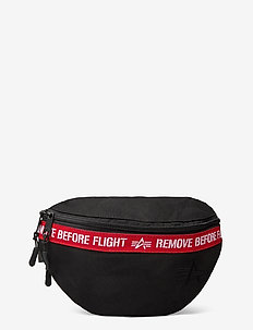 RBF Waistbag - vyölaukut - black
