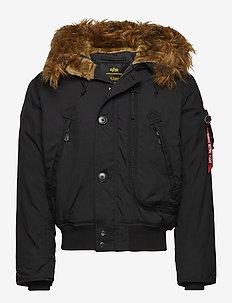 Polar Jacket SV - forede jakker - black