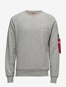 X-Fit Sweat - sweatshirts - grey heather