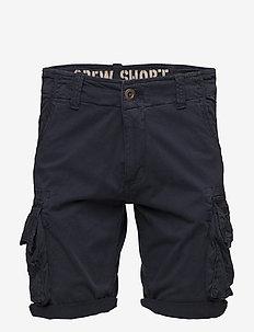 Crew Short - casual shorts - rep.blue