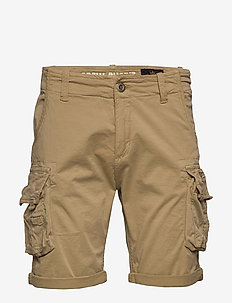 Crew Short - casual shorts - sand