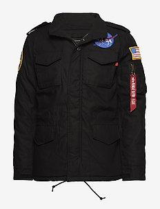 M-65 Heritage NASA - forede jakker - black