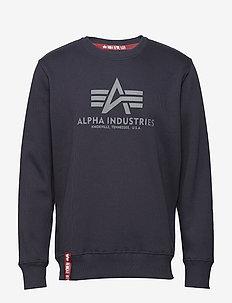 Basic Sweater - overdeler - rep.blue