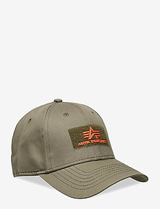 Cap VLC II - caps - dark green