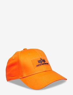 Cap VLC II - kepsar - flame orange