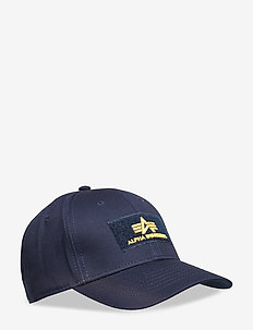 Cap VLC II - caps - rep.blue