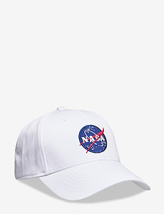 Nasa Cap - caps - white