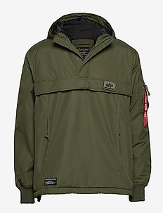 WP Anorak - anorakker - dark green