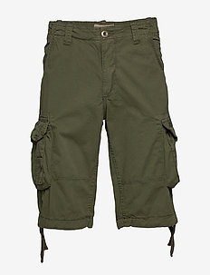 Jet Short - casual shorts - dark olive