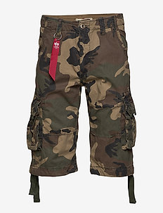 Jet Short - casual shorts - wdl camo 65