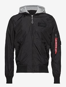 MA-1 TT Hood - forede jakker - black