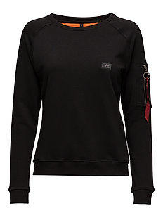 X-Fit Sweat Wmn - BLACK