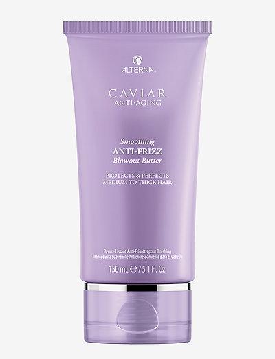 CAVIAR ANTI-AGING ANTI-FRIZZ BLOWOUT BUTTER - stylingkrem - no color