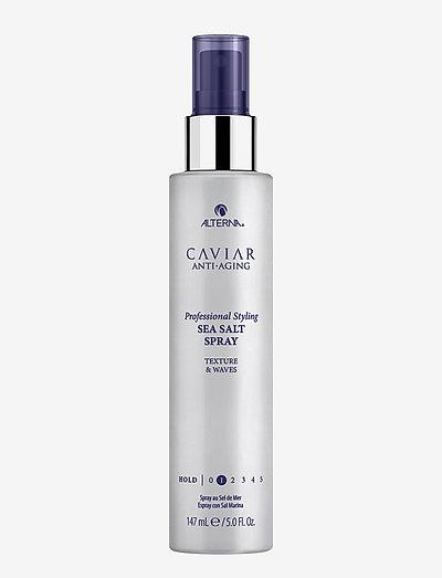 CAVIAR STYLE SEA SALT SPRAY - hårspray - no color