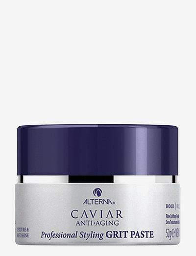 CAVIAR ANTI-AGING STYLING GRIT PASTE - voks & gel - no color