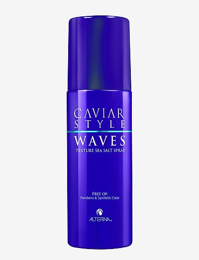 CAVIAR STYLE WAVES TEXTURESEASALT SPRAY - hårspray - no color