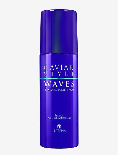 CAVIAR STYLE WAVES TEXTURESEASALT SPRAY - NO COLOR
