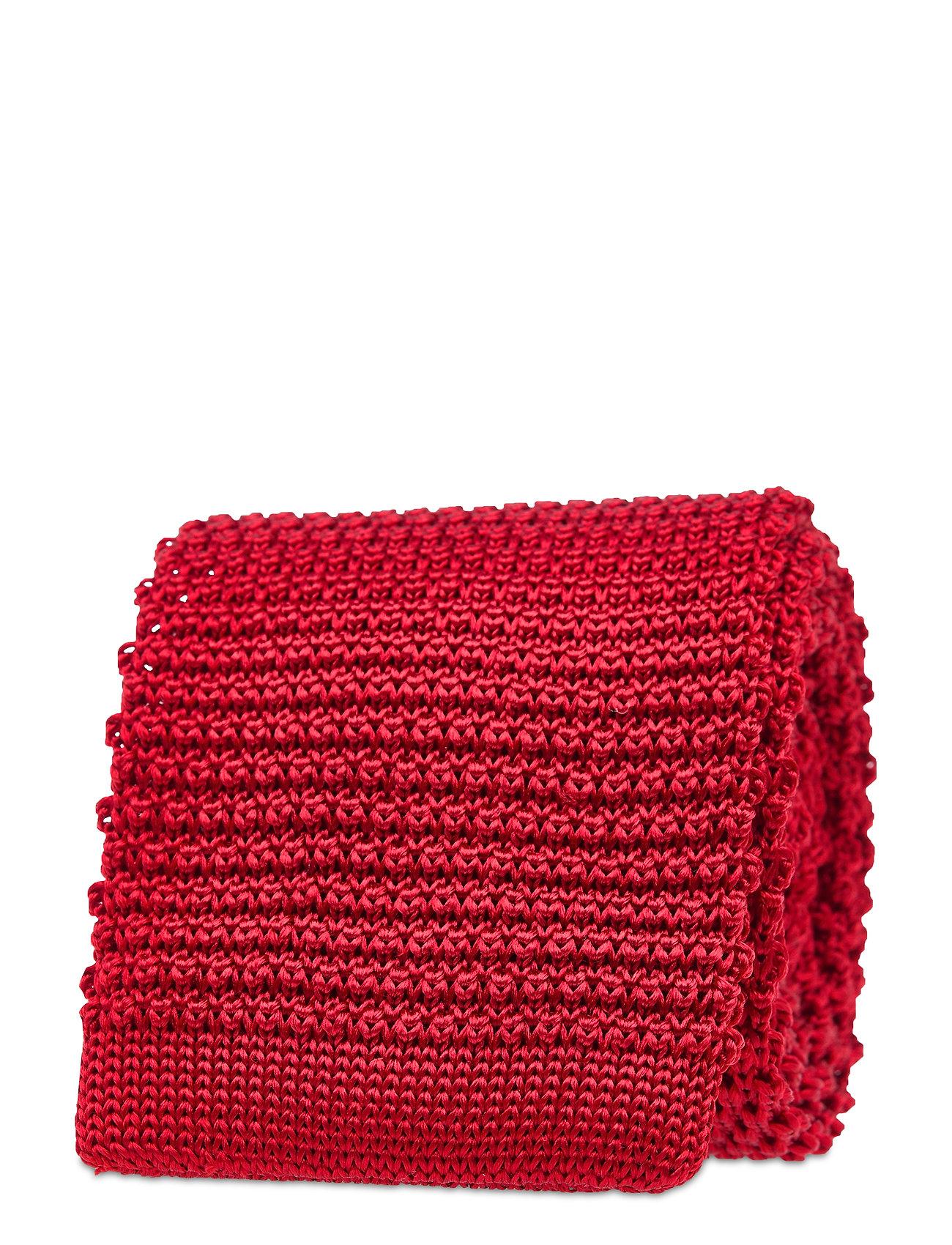 Image of Knitted Tie Slips Rød Amanda Christensen (3475121309)