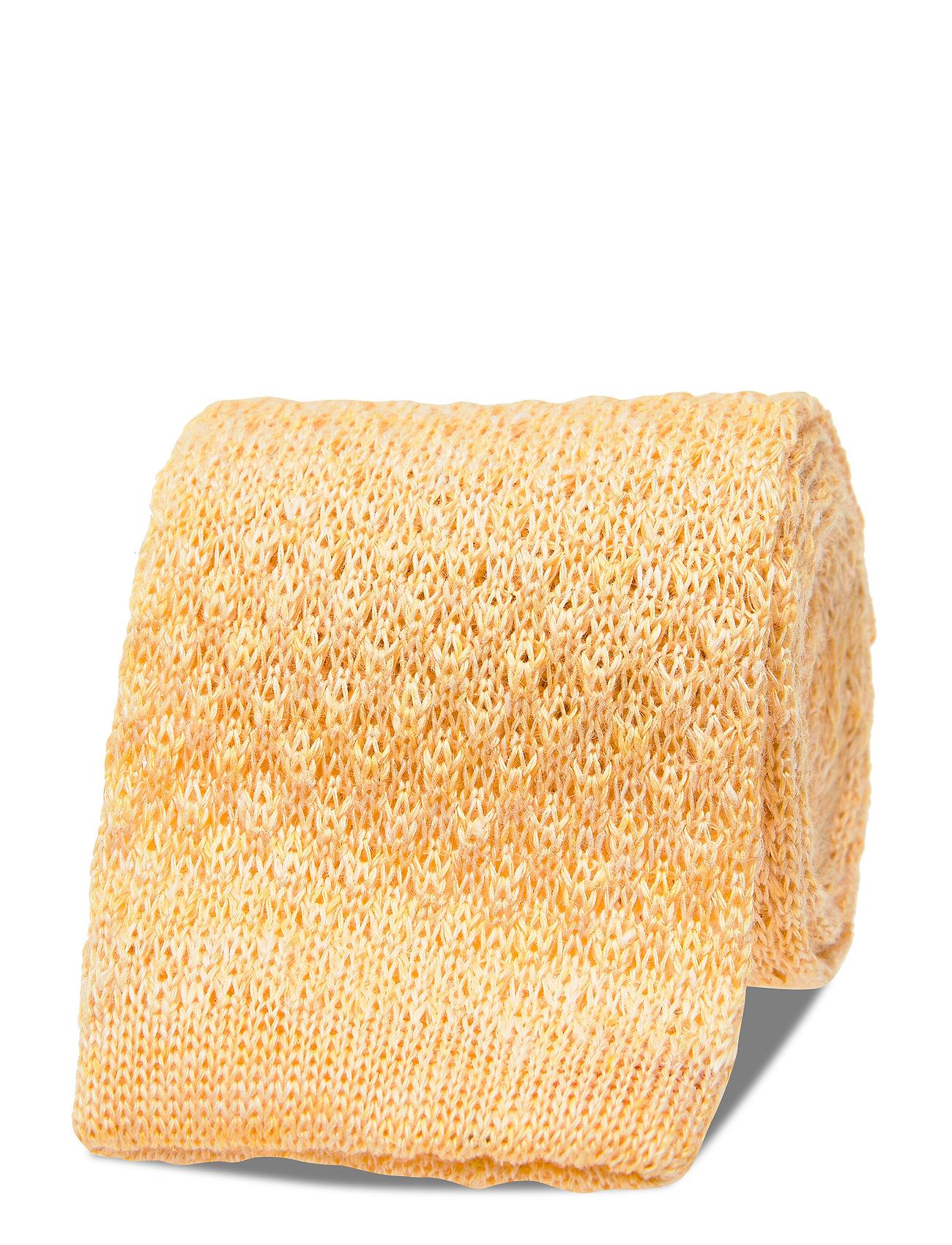 Image of Knitted Tie Slips Gul Amanda Christensen (3459525589)