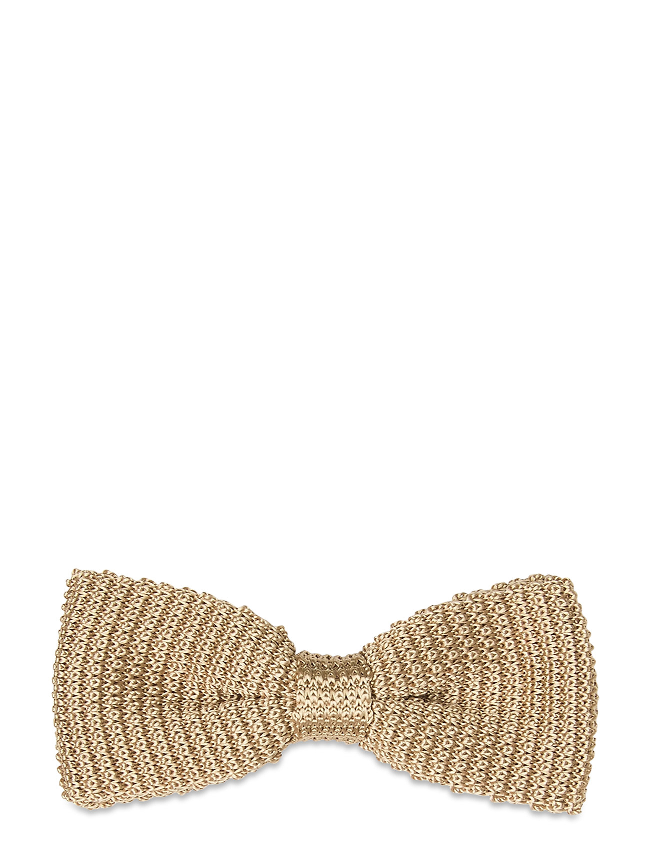 Image of Knitted Bow Tie Butterfly Beige Amanda Christensen (3474794129)