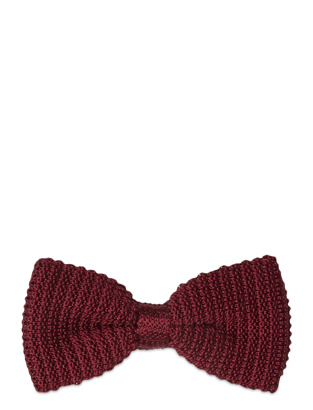 Image of Knitted Bow Tie Butterfly Rød Amanda Christensen (3474794125)